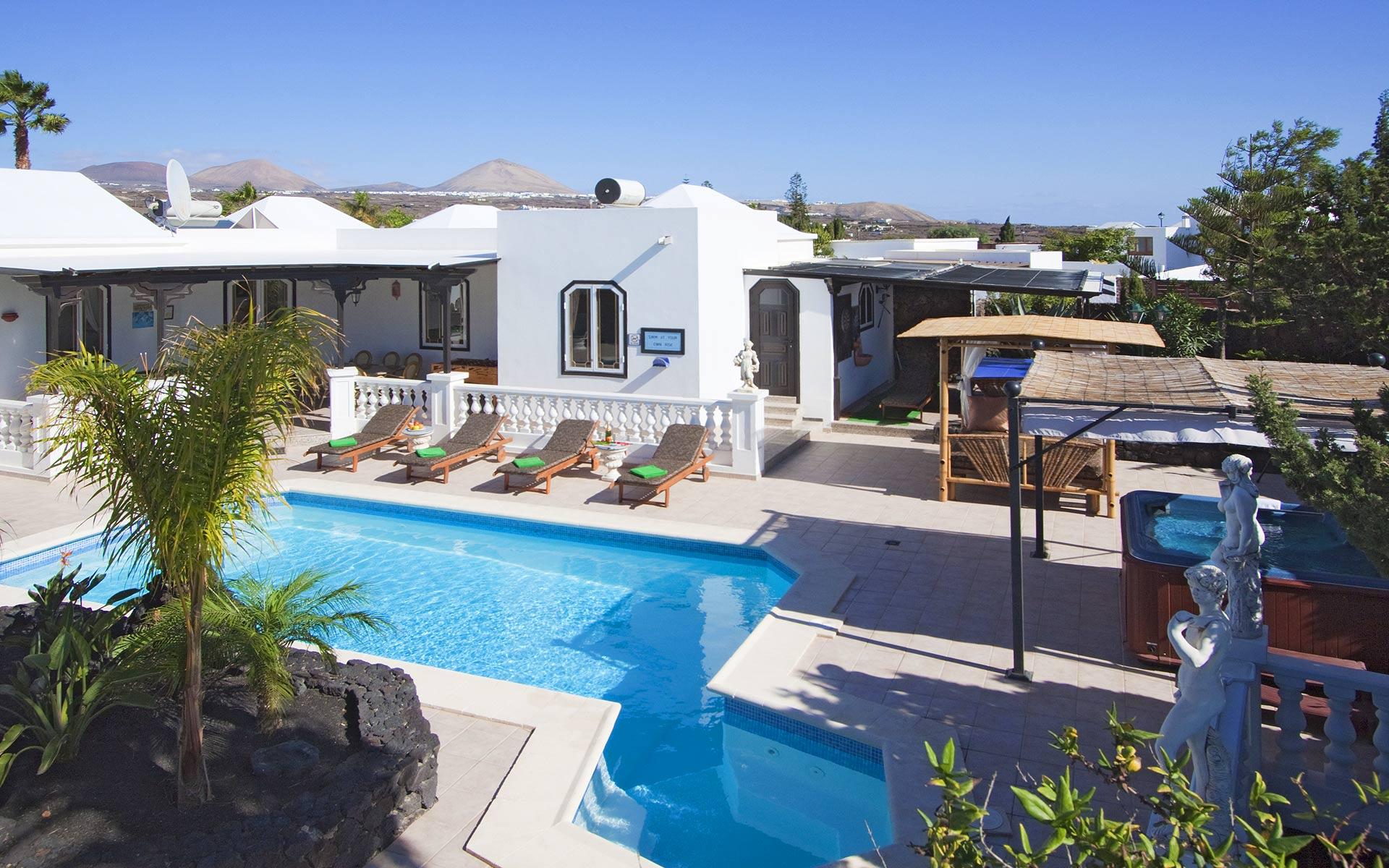 Ocean View Villas Playa Blanca Lanzarote